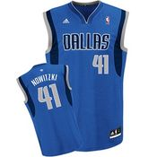 Camiseta Dirk Nowitzki Dallas Mavericks
