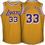 Camiseta Kareem Abdul-Jabbar Los Angeles Lakers